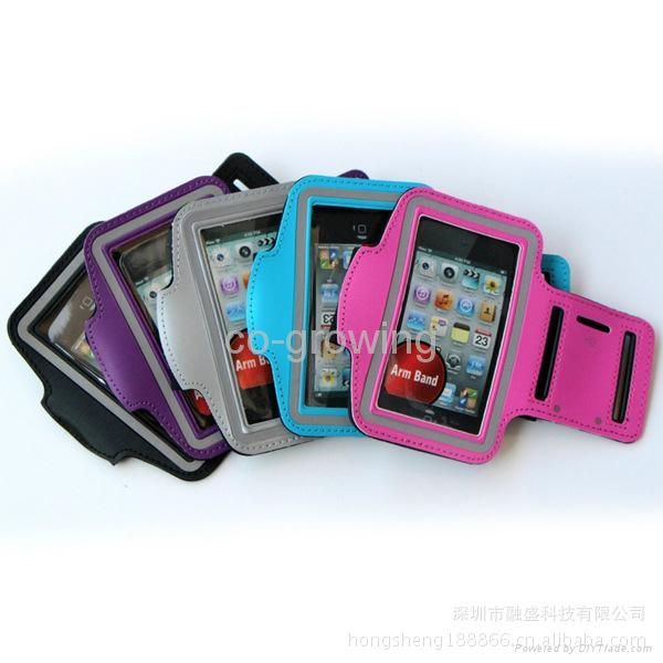 Sports Exercise Running Gym Armband Pouch Holder Case Bag
