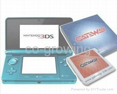 GATEWAY 3DS Flash Card for 3DS & 3DS XL - Play backup 3DS ROMS