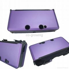 Nintendo 3DS N3DS aluminum metal protect case cover