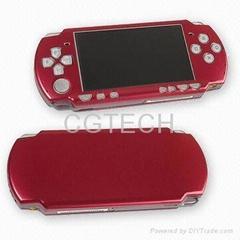 PSP 2000 slim aluminum case,metal case, aluminum shell