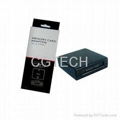 Memory Card Adaptor for