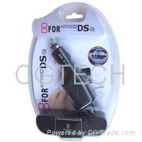 N3DS DSI NDS Lite Car Ch
