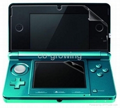 N3DS 3DS screen protector, screen guard screen film
