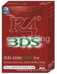 Red R4i-SDHC R4i SDHC 3DS NEW RTS V6.3.0 for N3DS DSi XL/ DSi ll /DSi/DSL/DS 1