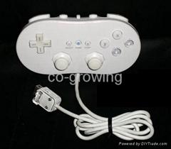 Wii Classic Remote Contr