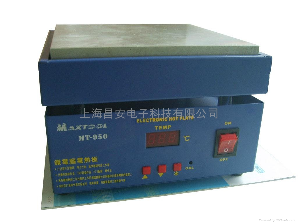 Plate heater 1