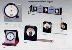 Magnetic Angle gauge