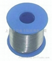 Low temperature solder wire