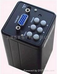 VGA高清摄像机