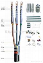 冷縮高低壓電纜頭(安裝)