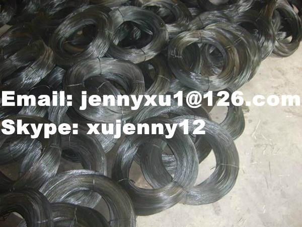 Black iron wire 3