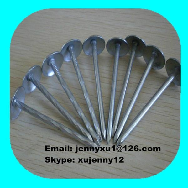1.5'' ~ 4'' length roofing nails 1