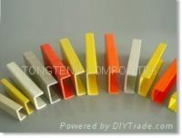 fiberglass profiles and FRP profiles