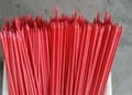Pultruded FRP stick and glassfibre stick