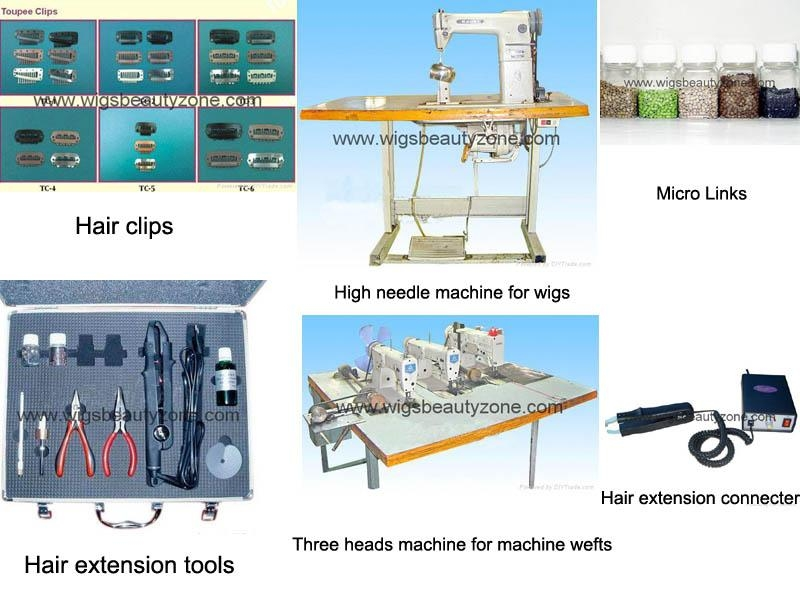 Hair machines and tools 1