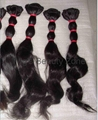 Real indian remy hair 1