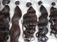 Human hair weaving&wefts 2