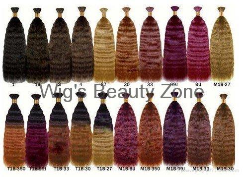 Bulk weaving 5