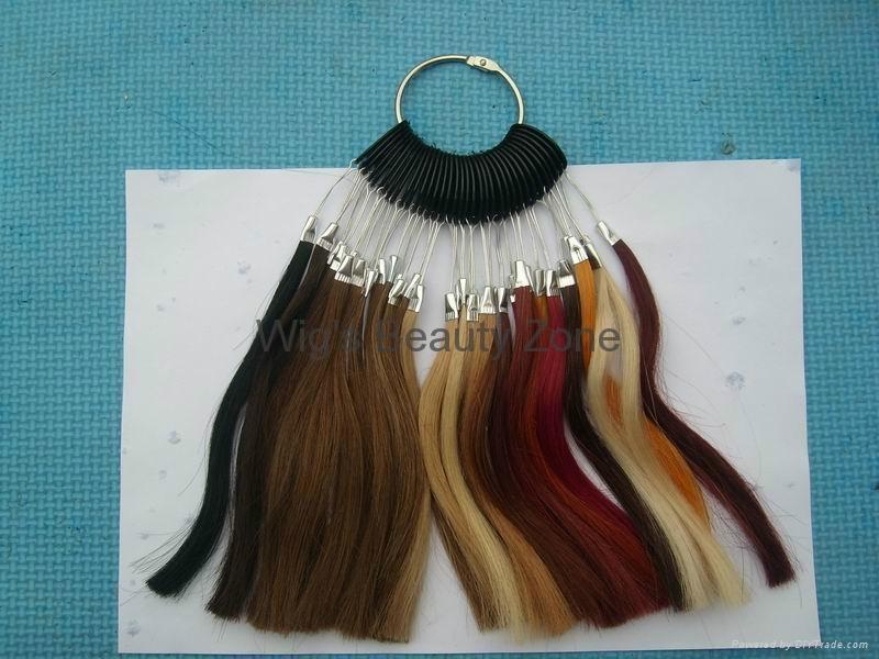 Human hair color rong 2