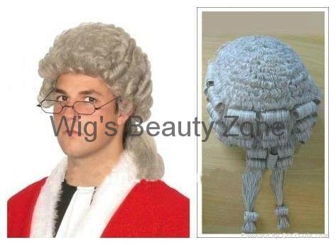 Justicer Wig 1