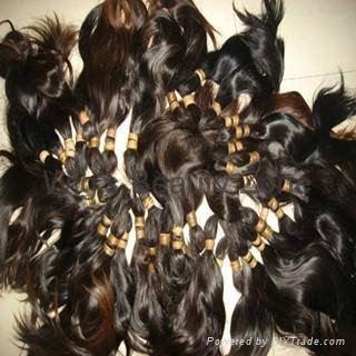 Single Drawn Remy Hair 4