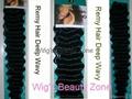 Remy Hair deep wavy