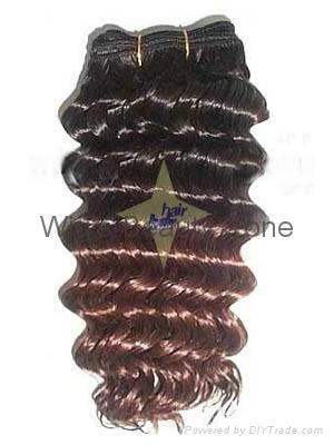 Remy Hair deep wavy 3