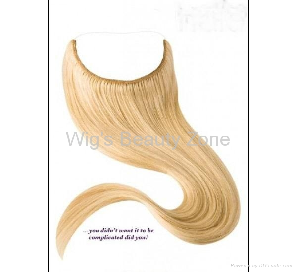 Flip in Hair Extensions 2