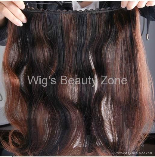 Flip in Hair Extensions 3