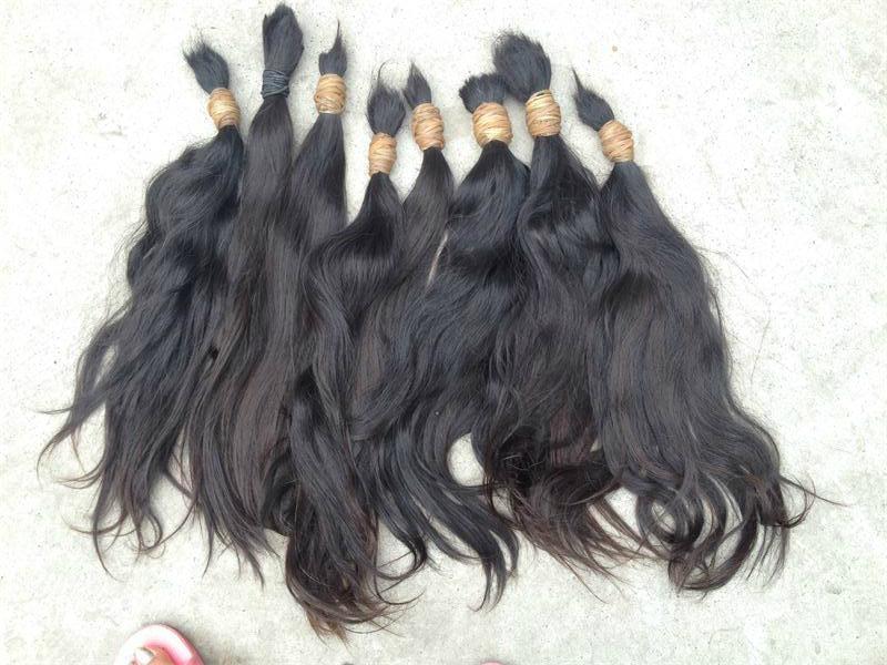 Raw Human Hair 1