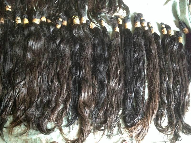 Raw Human Hair 3