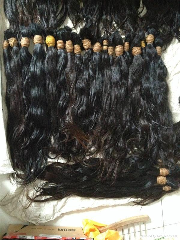 Raw Human Hair 9