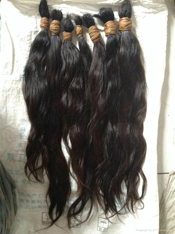 Raw Human Hair 10