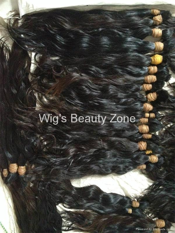 Raw Remy Human Hair 3