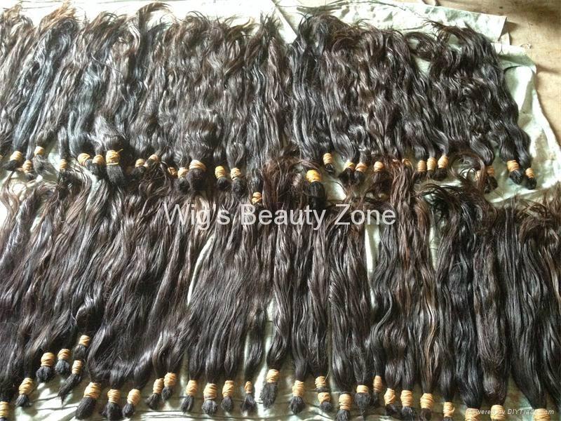 Raw Remy Human Hair 8
