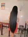 2015 Hot Sale Single Drawn Remy Hair Bulk 70cm 4
