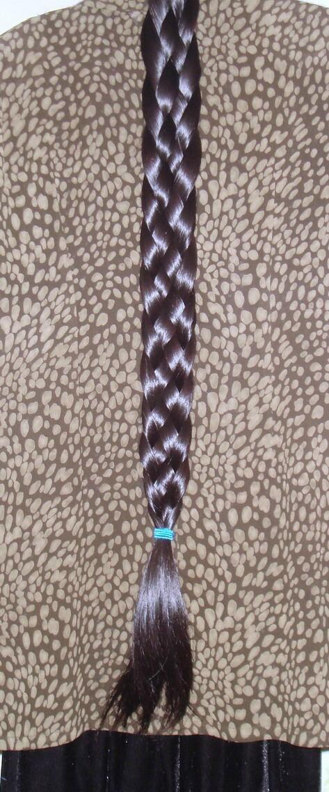 2015 Hot Sale Single Drawn Remy Hair Bulk 70cm 7