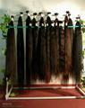 2015 Hot Sale Single Drawn Remy Hair Bulk 70cm 6