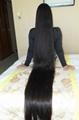 "2015 Direct Sell Virgin Remy Hair Bulk 22"" 4"