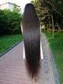 Brazilian Virgin Remy Hair Bulk 85cm