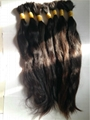 2015 Hot Sale Single Drawn Remy Hair Bulk 20""