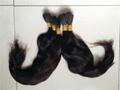 """2015 Hot Sale Single Drawn Remy Hair Bulk 20"""" 9"""