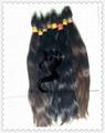 "Virgin Remy Hair Bulk 18"""