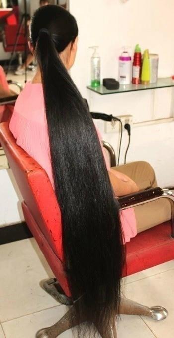"Virgin Remy Hair Bulk 18"" 1"
