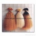 Bulk weaving