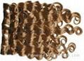 Clip on hair weaving 3