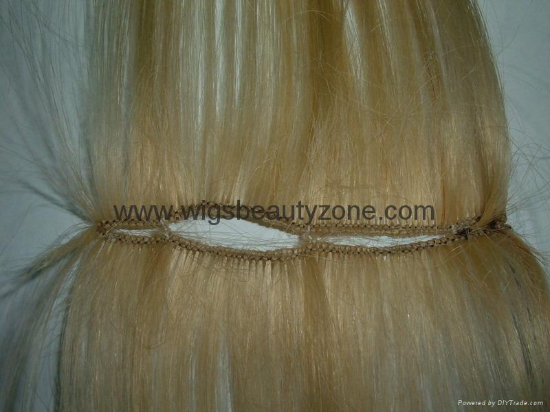 sew and feather lock hair weaving 2