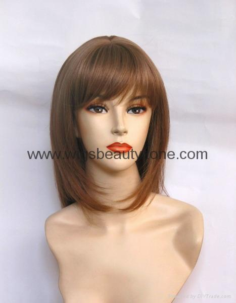Synthetic Medium wig 1