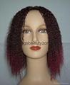 Synthetic Medium wig