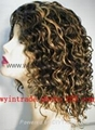 Synthetic Medium wig 3